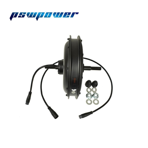 MXUS 48V 1000W Brushless Direct Drive Hub Motor ​ Electric Bicycle Ebike Brushless motor for Rear e-bike conversion kit